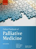 Oxford Textbook of Palliative Medicine - 5th Ed. (2015)