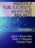Handbook of Fluid, Electrolyte, and Acid-Base Imbalances