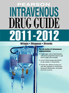 Pearson Intravenous Drug Guide