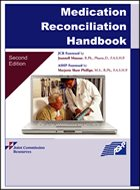Medication Reconciliation Handbook - 2nd Ed. (2009)