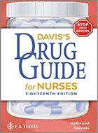 Davis's Drug Guide For Nurses® - 16th Ed. (2019)