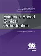 Evidence-Based Clinical Orthodontics (2012)