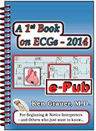 A 1st Book on ECGs (2014)