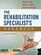 Rehabilitation Specialist's Handbook, The - 4th Ed. (2013)