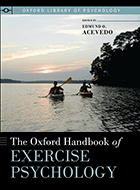 Oxford Handbook of Exercise Psychology, The