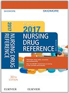 Mosby's 2017 Nursing Drug Reference - 30th Ed. (2017)