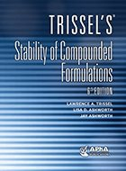 Trissel's™ Stability of Compounded Formulations - 6th Ed. (2018) (LoE)