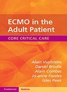 ECMO in the Adult Patient (2017)