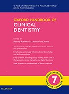 Oxford Handbook of Clinical Dentistry - 7th Ed. (2020)