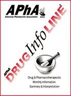 APhA DRUG<i>Info</i>LINE®