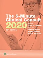 5-Minute Clinical Consult 2019, The - 27th Ed.