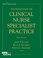 Foundations of Clinical Nurse Specialist Practice – 3rd Ed. (2020)