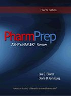 PharmPrep: ASHP'S NAPLEX® REVIEW - 4th Ed. (2011)