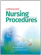 Lippincott Nursing Procedures – 8th Ed. (2019)