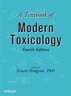 Textbook of Modern Toxicology, A - 4th Ed. (2010)