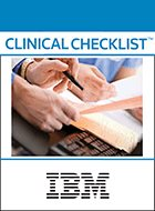 Clinical Checklist®