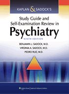 Kaplan & Sadock's Study Guide and Self-Examination Review in Psychiatry - 9th Ed. (2011)