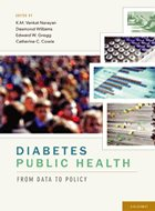 Diabetes Public Health: From Data to Policy