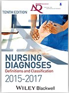 NANDA International, Inc. NURSING DIAGNOSES: Definitions & Classification 2015-2017 - 10th Ed. (2014)