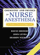 Chemistry and Physics for Nurse Anesthesia: A Student-Centered Approach - 3rd Ed. (2017)