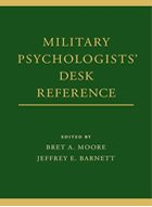 Military Psychologists' Desk Reference