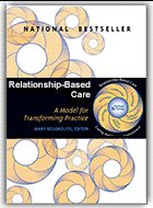 Relationship-Based Care: A Model for Transforming Practice (2004)