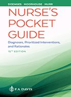 Nurse's Pocket Guide: Diagnoses, Prioritized Interventions, and Rationales - 14th Ed. (2016)