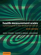 Health Measurement Scales: A practical guide to their development and use - 5th Ed. (2015)