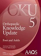 Orthopaedic Knowledge Update: Foot and Ankle
