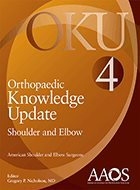 Orthopaedic Knowledge Update: Shoulder and Elbow