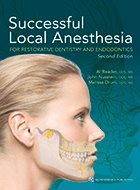 Successful Local Anesthesia: For Restorative Dentistry and Endodontics - 2nd Ed. (2017)