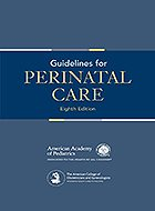 Guidelines for Perinatal Care - 8th Ed. (2017)