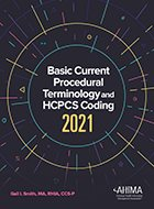 Basic CPT and HCPCS Coding