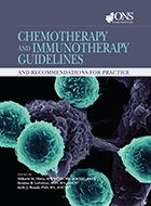 Chemotherapy and Immunotherapy Guidelines and Recommendations for Practice (2019)