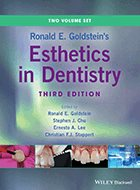 Ronald E. Goldstein's Esthetics in Dentistry - 3rd Ed. (2018)