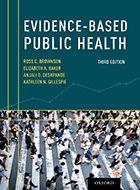 Evidence-Based Public Health - 3rd Ed. (2018)