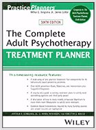 Treatment Planner: The Complete Adult Psychotherapy, Includes DSM-5 Updates - 5th Ed. (2014)