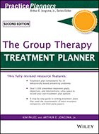 Treatment Planner: The Group Therapy, with DSM-5 Updates - 3rd Ed. (2015)