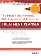 Treatment Planner: The Suicide and Homicide Risk Assessment and Prevention, with DSM-5 Updates (2015)