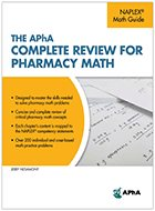 APhA Complete Review for Pharmacy Math, The (2020)