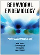 Behavioral Epidemiology: Principles and Applications (2016)