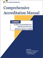 Comprehensive Accreditation Manual for Behavioral Health Care and Human Services (2021)