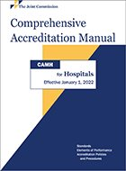 Comprehensive Accreditation Manual for Hospitals (2021)