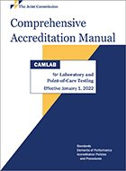 Comprehensive Accreditation Manual for Laboratory and Point-of-Care Testing (2021)