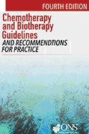 Chemotherapy and Biotherapy Guidelines and Recommendations for Practice - 4th Ed. (2014) (LoE)
