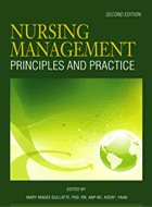 Nursing Management: Principles and Practice - 2nd Ed. (2011) (LoE)