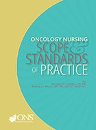 Oncology Nursing: Scope and Standards of Practice (2019)