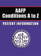 AAFP Conditions A-Z (2020)